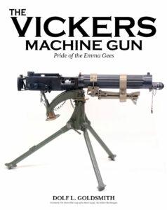 Vickers Machine gun book image