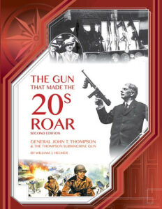 The gun that made the 20s roar cover
