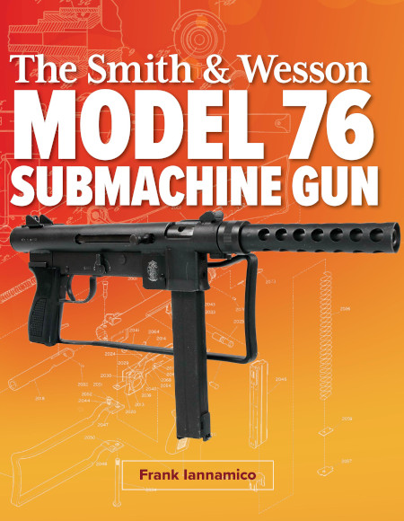 Smith Wesson Model 76 Submachine gun