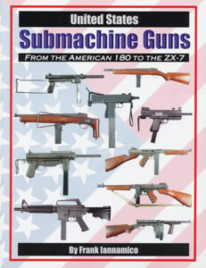 US Submachine guns American 180 to ZX-7 Cover