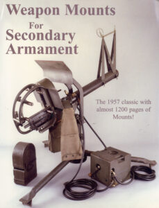 Weapons Mount Secondary Armament Cover