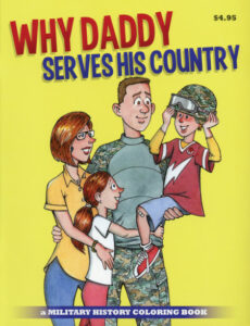 Why Daddy Serves His Country Cover